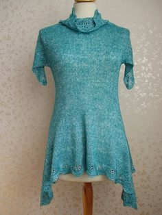 Ravelry: Ocean Surf Top pattern by Rahymah