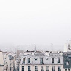 • ☁️ m o r n i n g ☁️ • Audrey Leroy's Instagram: http://instagram.com/p/uBSOBejb8p/?modal=true #instagram #fog #toutdoux #paris