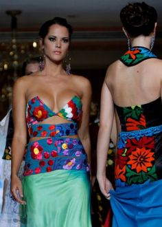 creations by Mexican twin designers Malinali and Paulina Fosado