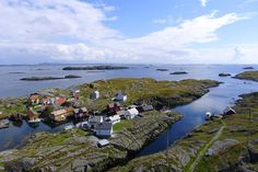Solund ! Solund is Norway westernmost municipality Photo: View from Utvær Lighthouse / Anne-May Waage .