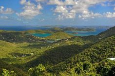 Amazing views all around St. John visit caneelbay.com to book your next stay at Caneel Bay Resort