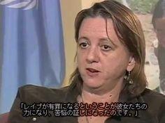 紛争における性暴力を裁く:旧ユーゴ国際刑事裁判所(ICTY) このビデオは、旧ユーゴの紛争における裁判に関わった専門家と、勇気ある証言をした女性被害者によるインタビューで構成されています。この裁判を通じて、国際社会は戦時における性暴力を人道に対する犯罪とみなし、それによる訴追が免れないことを示しました。