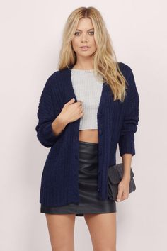 Simply Sweet V-Neck Cardigan