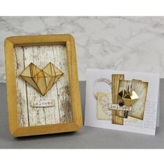 Craft Stash - Sizzix Thinlits Die Set Faceted Heart Set of 2 by Tim Holtz Newspaper Wall, Tim Holtz Dies, Craft Stash, Heart Frame, Hanging Hearts, Flower Cards, Mini Albums, Cardmaking, Paper Crafts