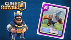 X-Besta ao controle Deck Build! Clash Royale, Fictional Characters, Spotlight, Felt, Other, Games, Platform, Fantasy Characters