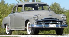 1951 Plymouth P23 Club Coupe | eBay