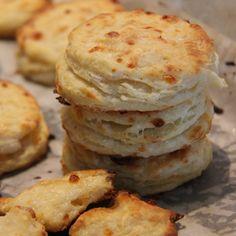 Mozzarella Buttermilk Biscuits