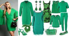 TrovaModa#green#verdesmeraldo#