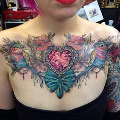 Can't  wait till I have my heart diamond tattoo after all those years