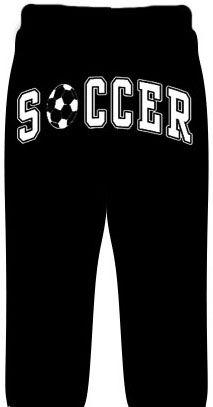Fair Game Soccer Sweatpants Bum Print