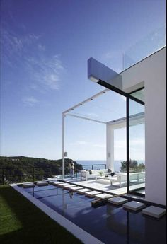 1000 images about casas on pinterest buenos aires argentina and barcelona - Casa playa costa brava ...