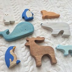 Набор Животные Северного Полюса Diy Projects, Project Ideas, Craft Ideas, Wood Animal, Toy 2, Puzzles For Kids, Scroll Saw, Wood Toys, Organic Baby