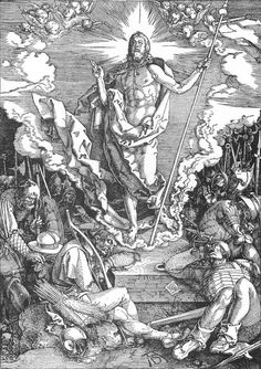 Albrecht Durer Paintings | Resurrection