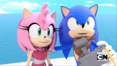 Sonic Amy moment right here!