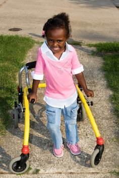 The Determination of a Child - A story of a young girl who struggled to walk can teach us important lessons about moving forward with determination in our spiritual development. (Meaningful story by Chant'a Collier!)