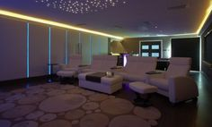 Media Rooms, Some of the best!