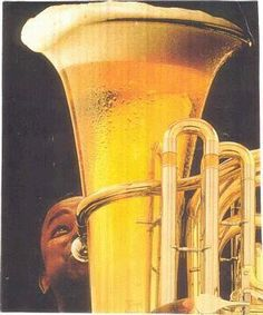Now that's a tuba!