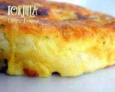 Tortilla omelette espagnole au poivron