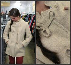 Thrift Store Vintage Jacket!