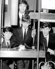 380 Beatles The British Invasion With A Touch Of Ideas British Invasion Singer Musician