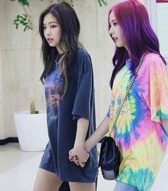 BLΛƆKPIИK Jennie • JiSoo || JenSoo