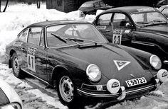 1966 Porsche 912 Rally Car