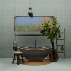 ✿Roli Cannoli CC Findz Corner✿ — aquariustrait: Cool Tiles 🛁 Set Peek-a-boo!... Sims Building, Tile Wallpaper, Cannoli, All Wall, Peek A Boos, Wall Tiles, Corner, Flooring, Decor