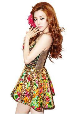 TTS Tiffany Twinkle #SNSD #TaeTiSeo