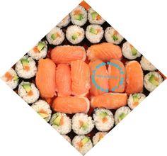 Sushis Sushi Thermomix, La Marmite, Mets, Healthy Recipes, Cooking, Ethnic Recipes, Food, Vinegar, Koken