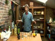 Jamie Oliver - Jamie at Home - Summer Salad part 1 of 2 videos.