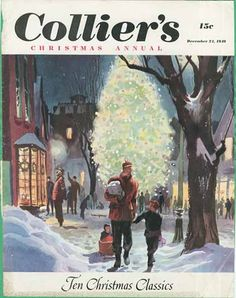 colliers magazine cover