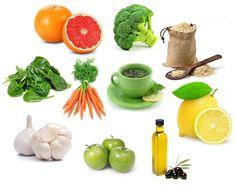 Η ΛΙΣΤΑ ΜΟΥ: 14 τροφές και βότανα για αποτοξίνωση του ήπατος!