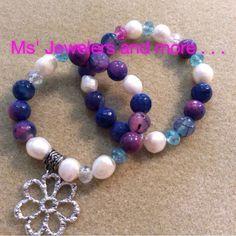 Agatas y perlas