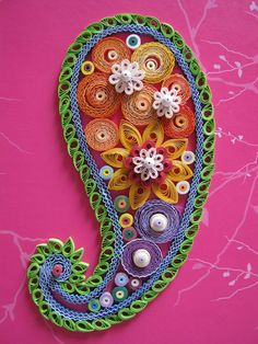 The Art of Paper Filigree | | Into CraftInto Craft