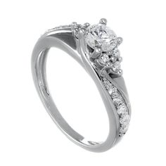 Spence Diamonds: Diamond Engagement Rings Made to  Order Style #7572