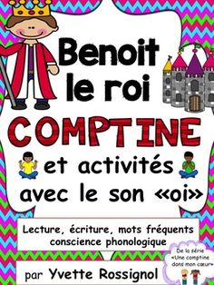 Teach French phonics, sight words and basic sentence structures with original French poems.PERFECT for French immersion or elementary francophone classes! Tons of activities for centers or individual work. French Teaching Resources, Teaching French, Ways Of Learning, Student Learning, Communication Orale, French Poems, Learn To Speak French, Reading Recovery, French Education