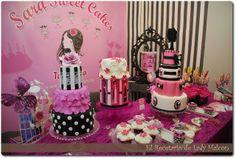 BCN&Cake; 2012, una feria de repostería creativa agridulce