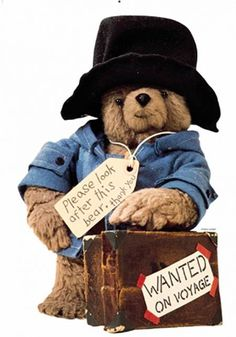 So he's not a Muppet...but Paddington is one of the best bears EVER!