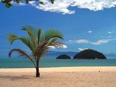 10 praias paradisíacas entre SP - Rio que você precisa conhecer - Guia da Semana