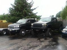 sick trucks