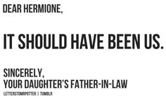 I am laughing at this. When that's done, I'll start crying. Then next I'll do both simultaneously.  Dramione