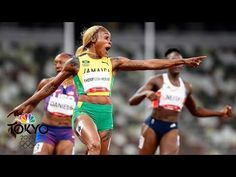 Nbc Olympics, Tokyo Olympics, Olympic Records, Tokyo 2020, 100m, Track And Field, Running, Jamaica, Sports