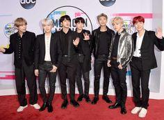 BTS, American Music Awards 2017, AMAs