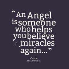 Miracles and Angels