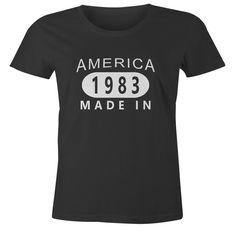 Womens 33rd Birthday T-Shirt