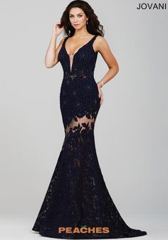 Gorgeous Fitted Jovani Dress 36074