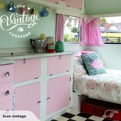 Vintage Camper Lola 1966 Silver Stream by Liteweight NZ
