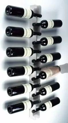 Rack Porta Vinos En Acero Inoxidable Decora Tu Hogar Bar Vrn