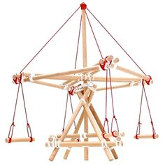 Mini-Pioneering Kit Carousel - only by Scout Shops Ltd | 100%profits back to UK Scouting