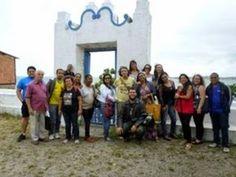 REGIÃO DOS LAGOS - SÃO PEDRO DA ALDEIA JORNAL O RESUMO: Professores visitam locais históricos em São Pedro...